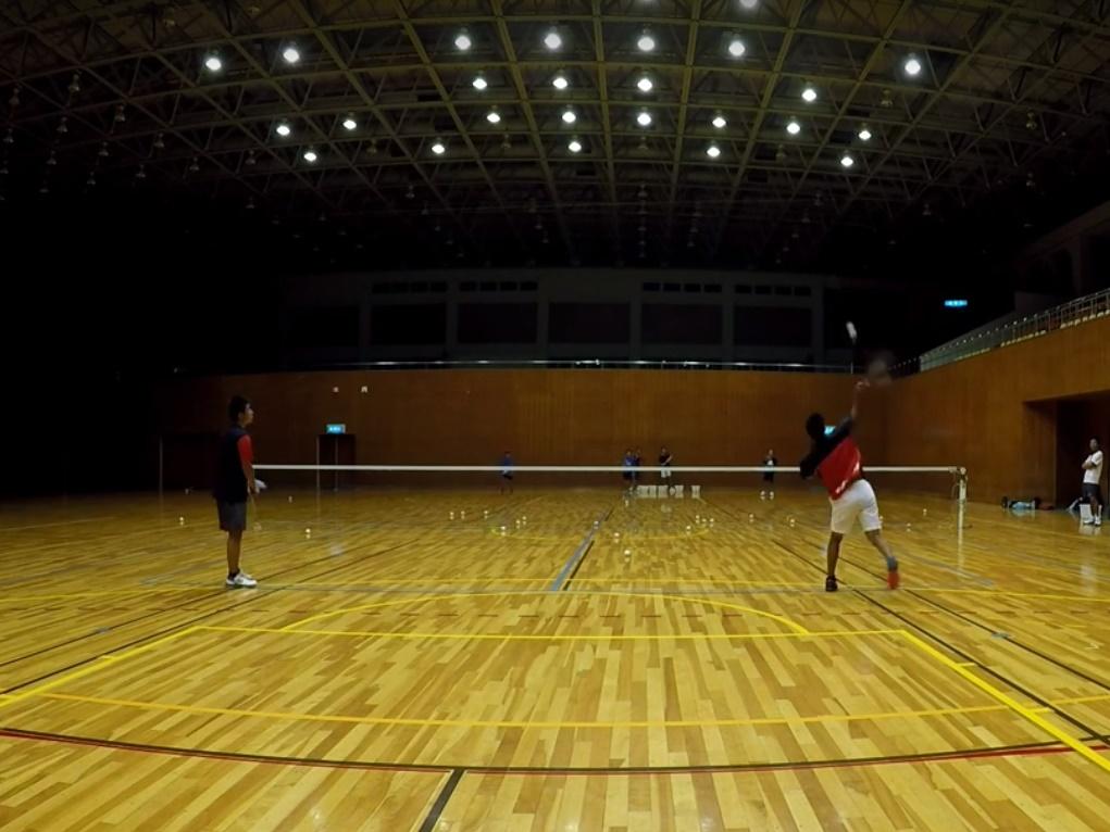 2018/07/30(月) 練習会 プラスワン・ソフトテニス