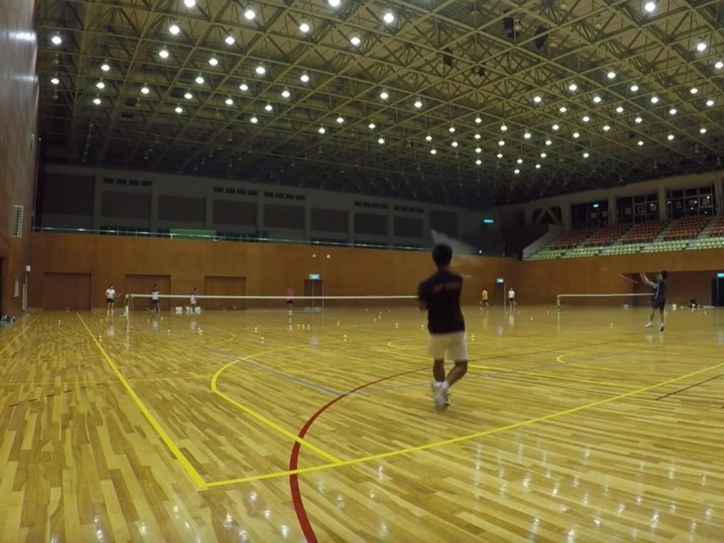 2018/08/01(水) 未経験・初心者練習会 プラスワン・ソフトテニス