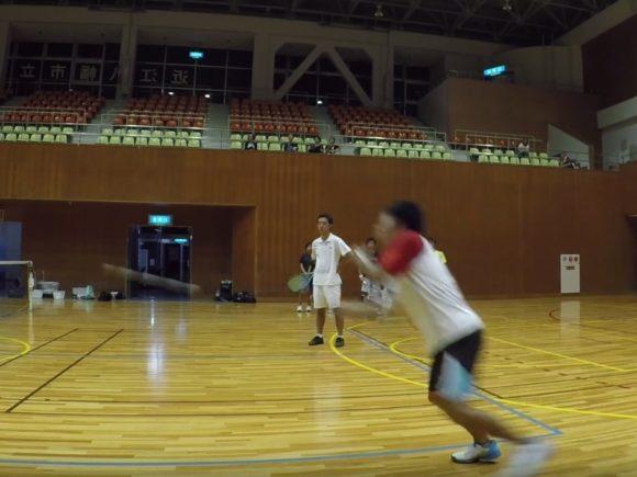 2018/08/21(火) 練習会 プラスワン・ソフトテニス