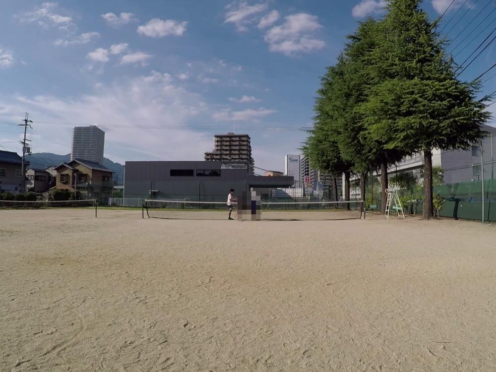 2018/08/19(日) 出張個別練習会@滋賀県大津市 プラスワン・ソフトテニス
