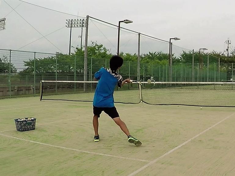2018/08/30(木)夕方 出張個別練習会@滋賀県東近江市 プラスワン・ソフトテニス