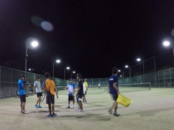 2018/09/08(土) 初心者練習会 プラスワン・ソフトテニス