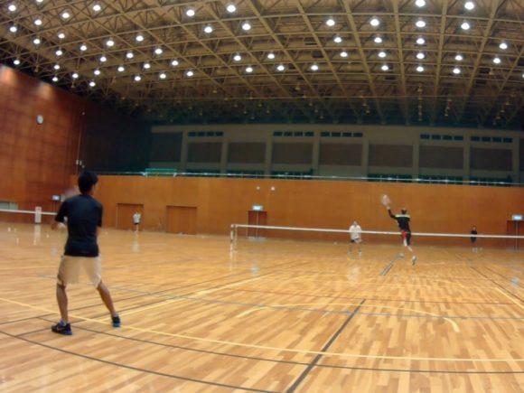 2018/09/19(水)夜間 ゲームデー プラスワン・ソフトテニス