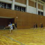 2018/09/03(月) 練習会 プラスワン・ソフトテニス