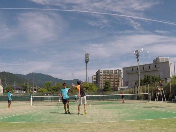 2018/09/02(日) 滋賀県大津市ソフトテニス大会