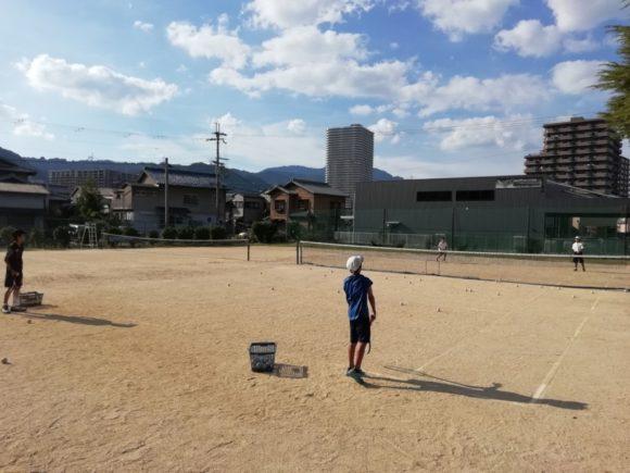 滋賀県大津市 尾花川テニスコート