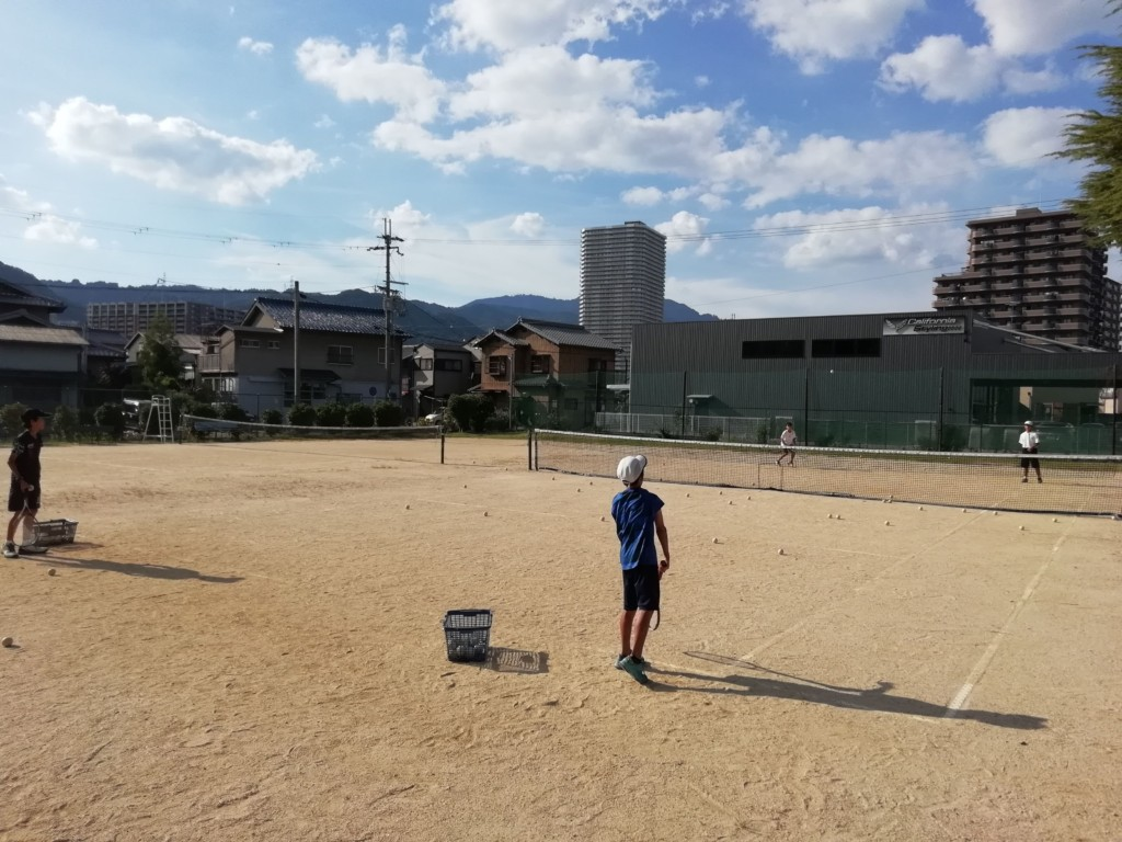 滋賀県大津市 尾花川公園テニスコート