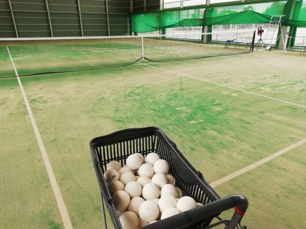 テニススクールでソフトテニス部門開講にあたりコーチに就任しました。ソフトテニススクール 滋賀県近江八幡市