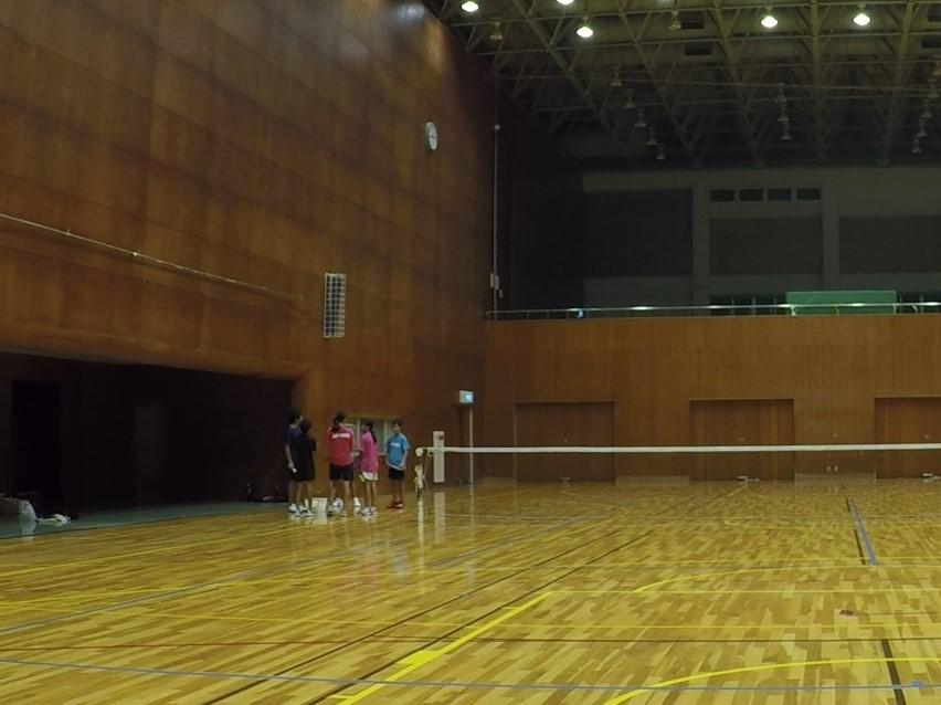 2018/08/22(水) 初級者練習会 プラスワン・ソフトテニス