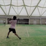 2018/09/10(月)午後 二人で三時間ソフトテニス[動画]