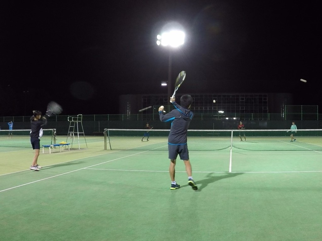2018/09/25(火) 練習会 プラスワン・ソフトテニス