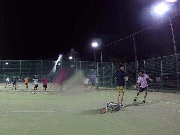 2018/09/01(土) 初心者練習会 プラスワン・ソフトテニス