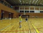 2018/10/29(月) ソフトテニス練習会 プラスワン