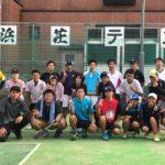 2018/09/15~16 ソフトテニつ部 第五回ソフトテニス合宿2017@滋賀県
