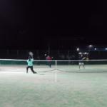 2018/10/30(火) ソフトテニス練習会 プラスワン