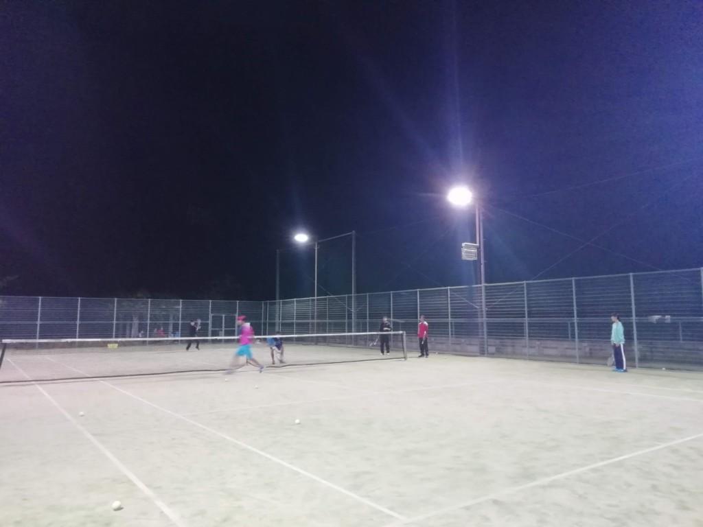 2018/10/12(金)  練習会 プラスワン・ソフトテニス
