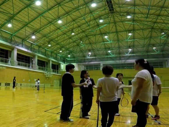 2018/10/10(水) プラスワン・スポンジテニス
