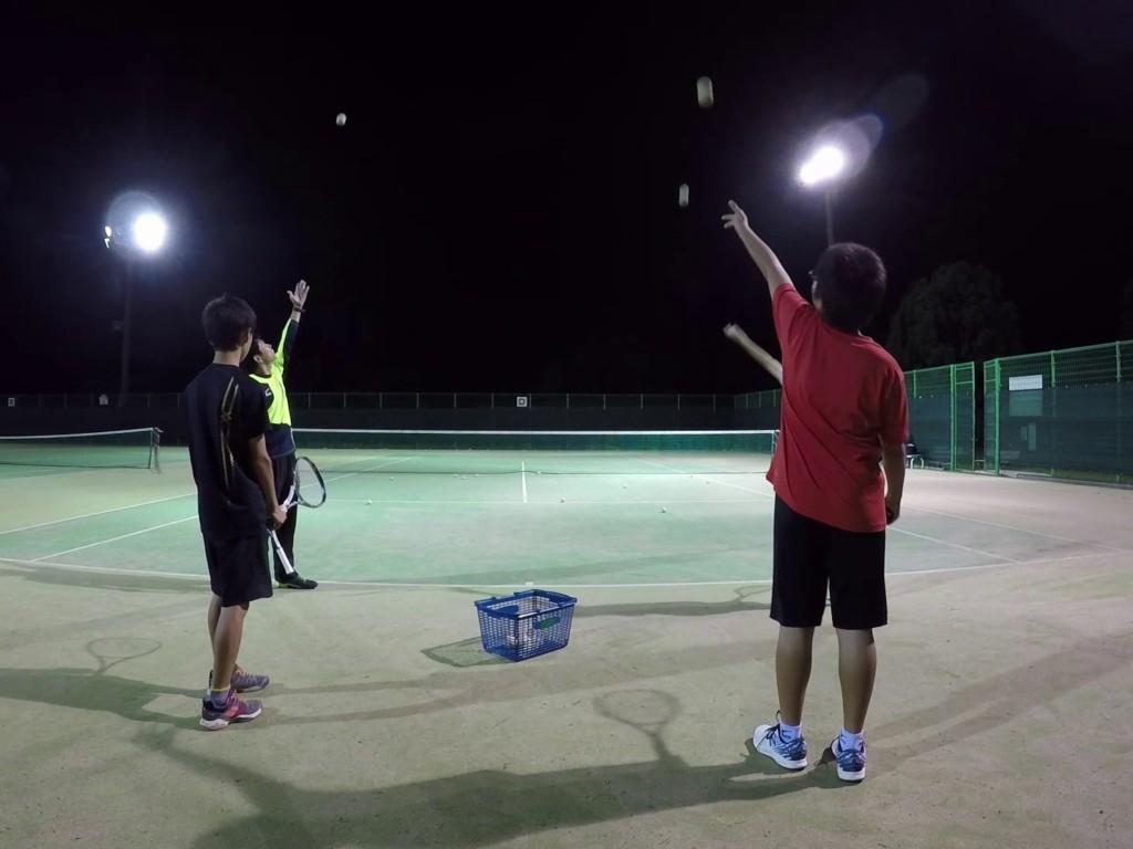 2018/10/01(月) 練習会 プラスワン・ソフトテニス