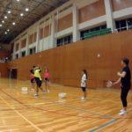 2018/10/03(水) 初級者練習会 プラスワン・ソフトテニス