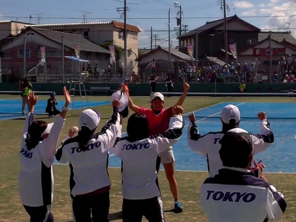 2018/10/08(月) ソフトテニス国民体育大会2018@福井県越前市[結果・動画]