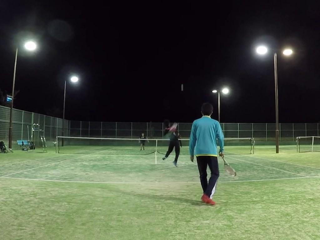 2018/10/28(日) 急遽・練習会 プラスワン・ソフトテニス
