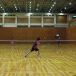 2018/10/16(火) ソフトテニス練習会 プラスワン