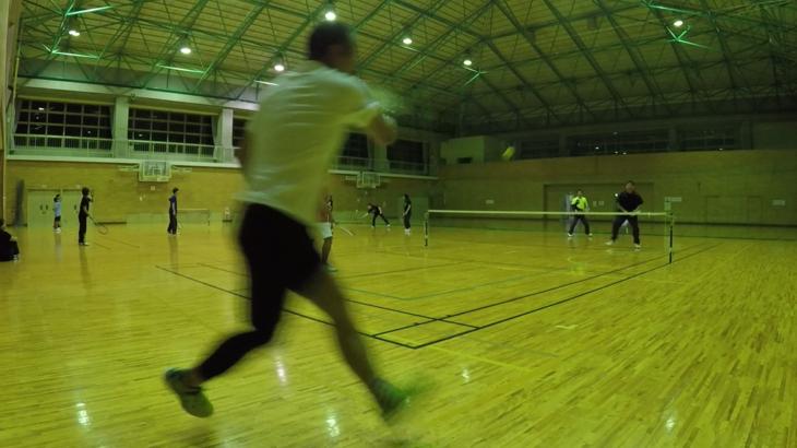 2018/11/07(水) スポンジテニス練習会 プラスワン ショートテニス フレッシュテニス
