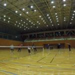 2018/11/28(水) ソフトテニス 初級者練習会 プラスワン