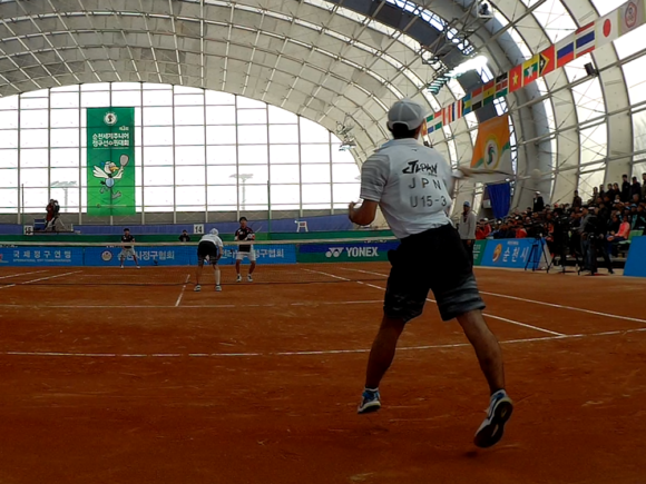 第三回世界ジュニアソフトテニス選手権2018[結果・動画] soft tennis worldJuniorChampionship2018