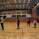 2018/10/17(水) ソフトテニス 初級者練習会 プラスワン