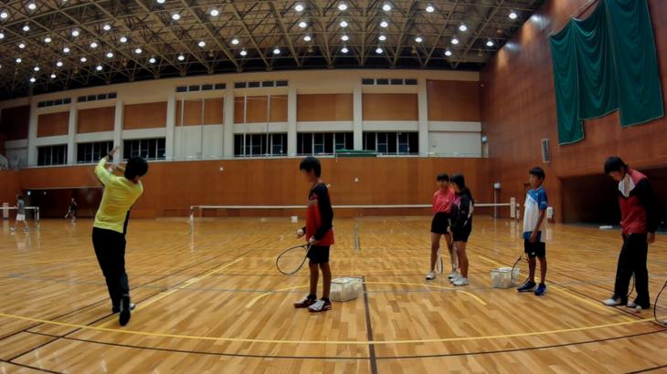 2018/10/17(水) ソフトテニス 初級者・初心者練習会 プラスワン