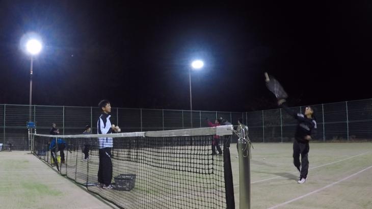 2018/11/17(土) ソフトテニス初級者練習会 プラスワン