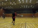 2018/11/27(火) ソフトテニス練習会 プラスワン