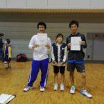 2018/11/17(土) 滋賀県野洲市ショートテニス・シングルス大会2018