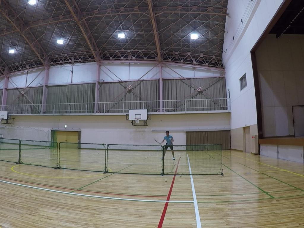 2018/11/09(金) ソフトテニス出張個人レッスン プラスワン
