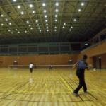 2018/10/31(水) ソフトテニス ゲームデー プラスワン