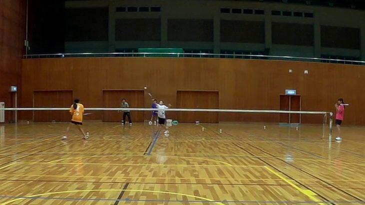 2018/10/31(水) ソフトテニス 初級者練習会 プラスワン