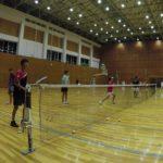 2018/11/12(月) ソフトテニス練習会 プラスワン 滋賀県