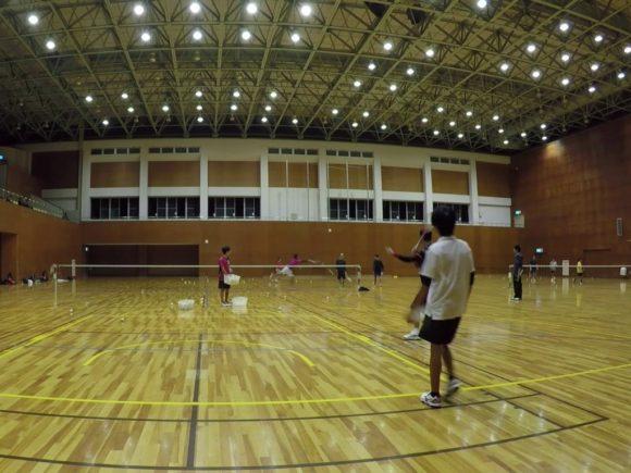 2018/10/31(水) ソフトテニス 練習会 プラスワン 滋賀県