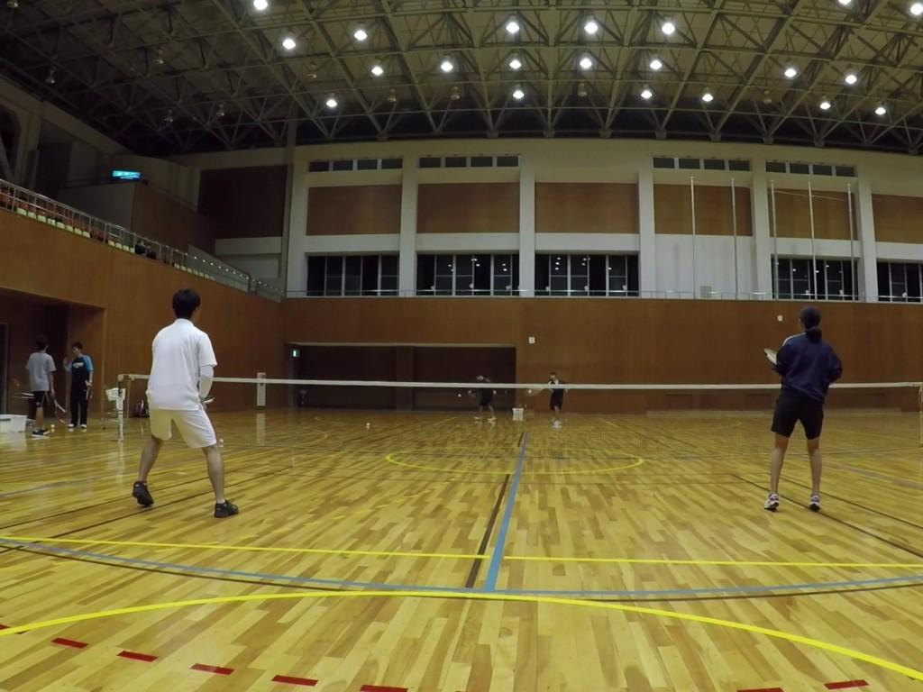 2018/11/26(月) ソフトテニス練習会 プラスワン 滋賀県