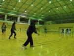 2018/12/12(水) スポンジテニス プラスワン ショートテニス フレッシュテニス