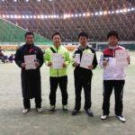 2018/12/09(日)滋賀県ソフトテニスインドア選手権[結果]