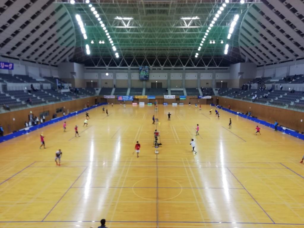 2018/12/14(金) ソフトテニス 日本リーグ2018