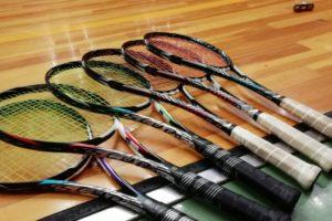 2018/12/18(火) ソフトテニス練習会 プラスワン ミズノ 試打ラケット WINNER近江八幡