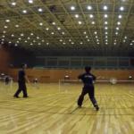 2018/11/28(水) ソフトテニス ゲームデー プラスワン