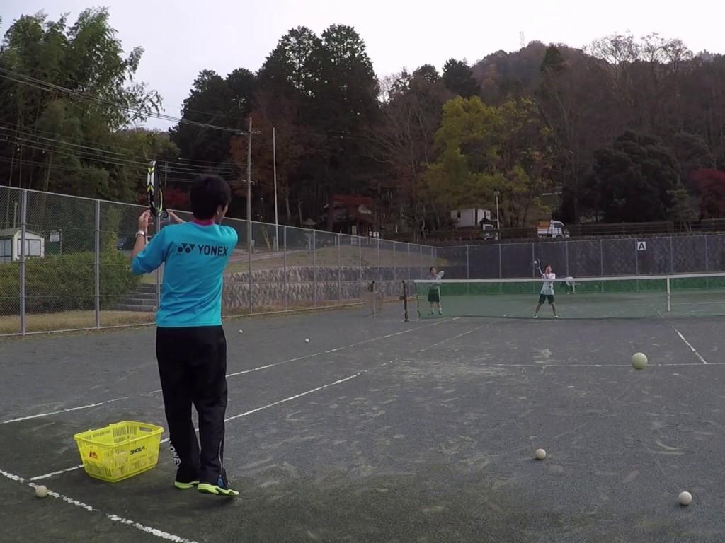 2018/12/01(土)午前 ソフトテニス未経験者~練習会 プラスワン