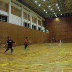 2018/12/04(火) ソフトテニス練習会 プラスワン