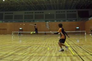 2018/12/19(水) ソフトテニス ゲームデー プラスワン
