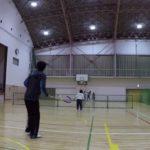 2018/12/22(土) ソフトテニス未経験者~練習会 プラスワン
