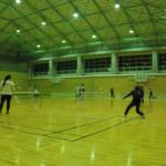 2019/01/16(水) スポンジテニス練習会 プラスワン